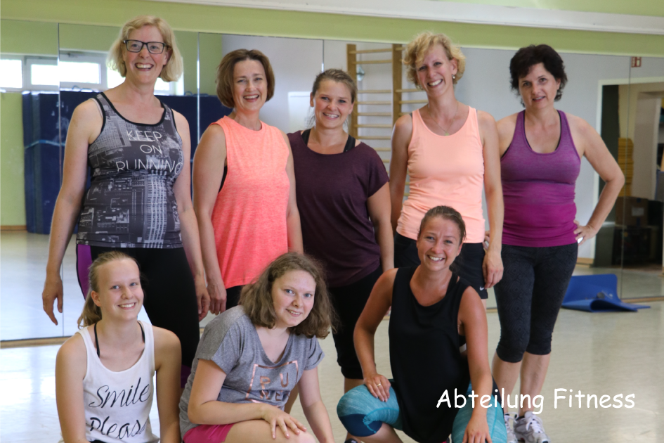 Abteilung Fitness